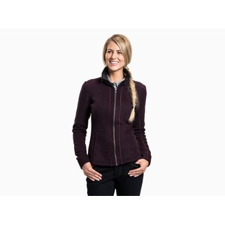 Kuhl Kuhl Women's Stella Full Zip Fleece Jacket - Fig