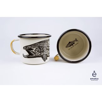 RepYourWater Rep Your Water namel Camp Mug - Salmo Streamer