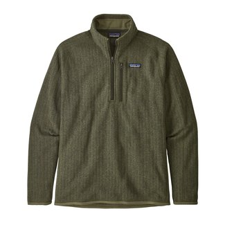 Patagonia Patagonia Men's Better Sweater Rib Knit 1/4-Zip Fleece