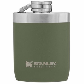 Stanley Stanley Master Series Unbreakable Hip Flask 8oz.