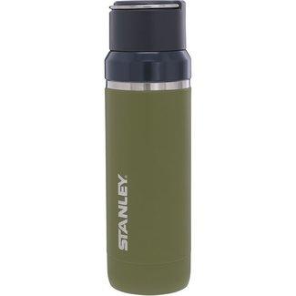 Stanley Go Series Ceramivac Bottle 240z. - Olive Drab