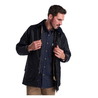 Barbour Barbour Beaufort Jacket Navy 44