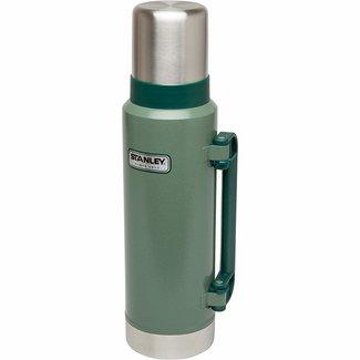 Stanley Stanley Classic Ultra Vacuum Bottle 1.4qt Hammertone Green