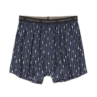 ExOfficio ExOfficio Men's Give-N-Go Printed Boxer Brief