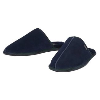 Barbour Malone Slipper - Navy