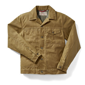 Filson Filson Men's Short Lined Cruiser - Dark Tan