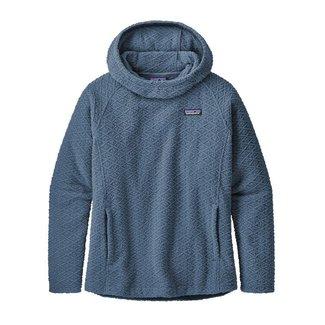 Patagonia Patagonia Women's Diamond Capra Fleece Hoody - Wooly Blue