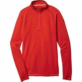 Smartwool Smartwool Men's Merino 250 Base Layer 1/4  Zip - Tandori Orange