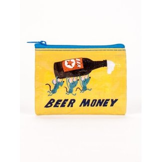 Blue Q Blue Q Coin Purse - Beer Money