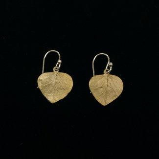 Michael Michaud Design Michael Michaud Eucalyptus Leaf Earrings - Wire Drop