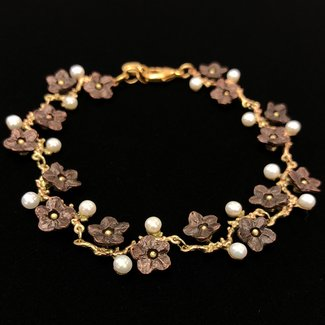 Michael Michaud Design Michael Michaud Ume Branch Bracelet