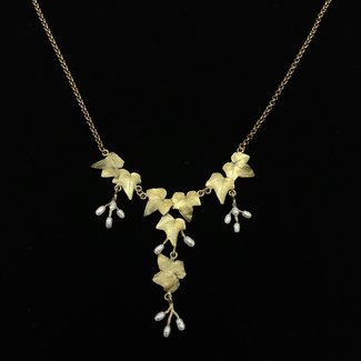 "Michael Michaud Design Michael Michaud Ivy Necklace - 16"" Adjustable"
