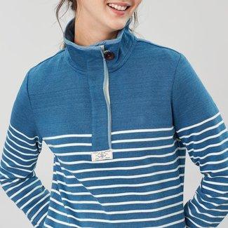 Joules Joules Women's Saunton Salt Sweatshirt