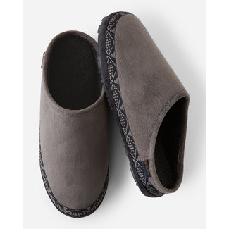 Pendleton Pendleton Men's Porch Mule Slippers - Steel Gray