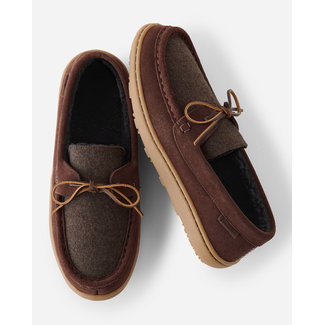 Pendleton Pendleton Men's Rancho Moc Slippers - Pinecone