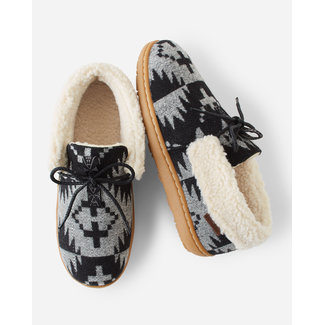 Pendleton Pendleton Women's Cabin Fold Slippers - Spider Rock
