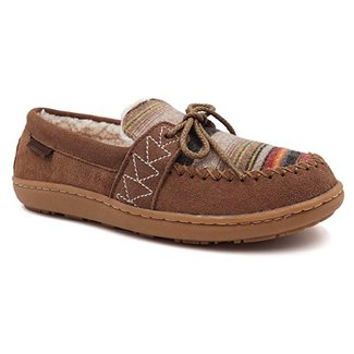Pendleton Pendleton Women's Lakehouse Moc Slippers - Toasted Coconut