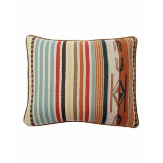 Pendleton Pendleton Chimayo Toss Pillow - Chimayo Coral