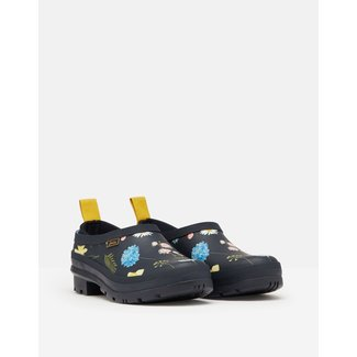 Joules Joules Pop On - Navy Spring Flowers