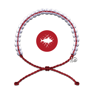 4Ocean 4Ocean Bracelet Sustainable Fishing - Red