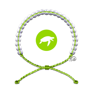 4Ocean 4Ocean Bracelet Sea Turtle - Lime
