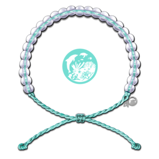 4Ocean 4Ocean Beaded Bracelet Great Barrier Reef - Aqua