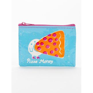 Blue Q Blue Q Coin Purse - Pizza Money