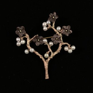 Michael Michaud Design Michael Michaud Ume Branch Brooch