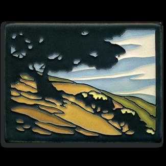 Motawi Tileworks Motawi Tile California Oak 6x8