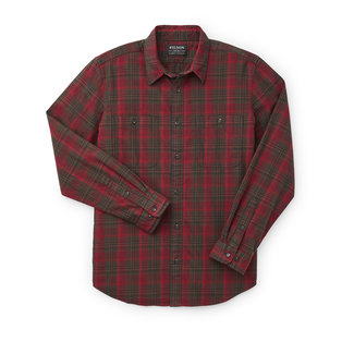 Filson Filson Men's Wildwood Shirt - Red/Olive/Brown