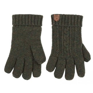 Dubarry Drumlion Gloves Olive Large