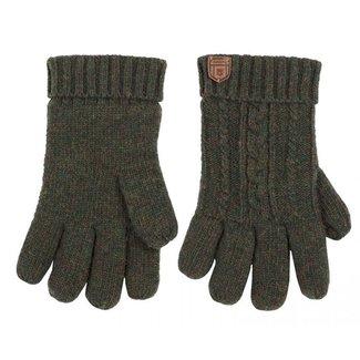 Dubarry Drumlion Gloves Olive Large