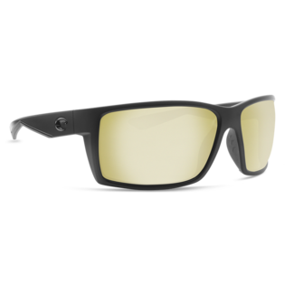 Costa Reefton Blackout Frame with Sunrise Silver Mirror Glass Lens 580G