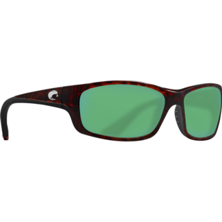 Costa Jose Tortoise Frame with Green Mirror Glass Lens 580G