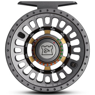 Hardy Fly Fishing Hardy Fly Reel Ultralite MA DD Titanium