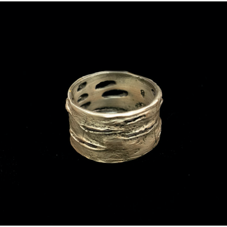 Michael Michaud Design Michael Michaud Birch Bark Ring