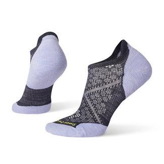 Smartwool Smartwool Women's PhD Run Light Elite Micro Socks Deep Navy-Purple Mist