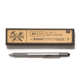 Two's Company Two's Company 6 in 1 Multi Tool Pen