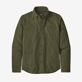 Patagonia Patagonia Men's Long-Sleeved Vjosa River Pima Cotton Shirt