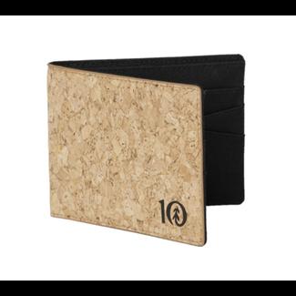 TenTree TenTree Cork Baron Bi-Fold Wallet