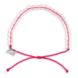 4Ocean 4Ocean Beaded Bracelet Flamingo - Pink