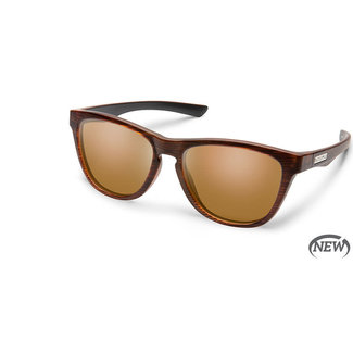 SunCloud Suncloud Topsail Burnished Brown Polarized Brown