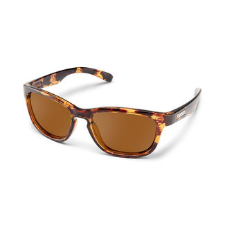 SunCloud Suncloud Cinco Tortoise Polarized Brown
