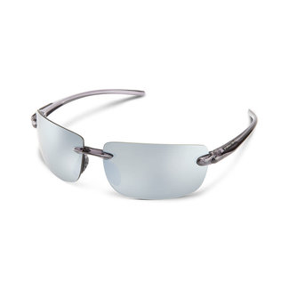 SunCloud Suncloud Highride Smoke Polarized Silver Mirror