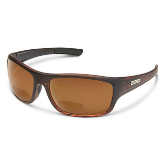 SunCloud Suncloud Cover Reader 2.50 Burnished Brown Polarized Brown