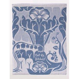 Blue Q Blue Q Dish Towel - Eat Up Bitches