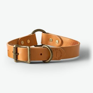 Filson Filson Leather Dog Collar