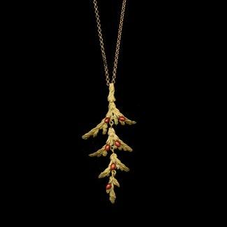 "Michael Michaud Design Michael Michaud Holiday Arbor Necklace - 20"" Adjustable"