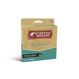 Scientific Anglers Scientific Anglers Sonar Sink 30 Warm