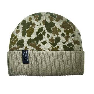 RepYourWater RepYourWater Camo Knit Hat